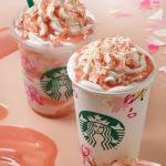 【みんな待ってたスタバ新作】大人気『SAKURA』が登場!桜フレームでインスタ映え♡のサムネイル画像