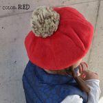 キッズだっておしゃれに決めたい!可愛いキッズ用のベレー帽のサムネイル画像