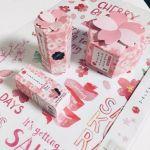 【新たなヒットの予感!】ダイソー春の新作は、お部屋を満開にする《桜》シリーズ♡のサムネイル画像