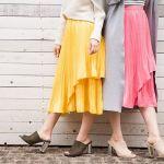 普段あまり着ない人も、今年はトライ♡《イエロー&ピンクの今っぽコーデ術》のサムネイル画像