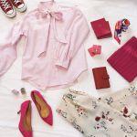 《アラサーだって可愛くいたい!》大人のためのSweetコーデ着こなし術で、素敵な春に♡のサムネイル画像