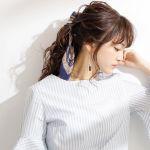"""イベント&春トップス別""""さりげ可愛い""""盛れるヘアアレンジのサムネイル画像"""
