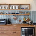 一人暮らしキッチンは《魅せる収納雑貨》で、デキる女子を演出して♡のサムネイル画像