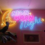 大人気!韓国発《neon moon》が今年もラフォーレ原宿にやってくる♡のサムネイル画像