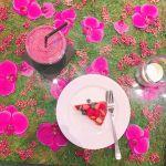 お花畑気分♡話題カフェの《フラワーテーブル》をインスタUPしよう!のサムネイル画像