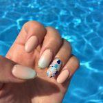2017年の夏ネイルは、涼しげで洗練された《タイル柄》がイチオシ♡のサムネイル画像