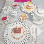 インスタで話題沸騰!《Dior cafe》で、おしゃれなティータイムを♡のサムネイル画像