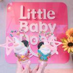 新フォトジェニカスタムアイス「Little baby Dog's」が可愛すぎる♡のサムネイル画像