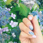 憂鬱な雨の日は《梅雨ネイル》で指先のおしゃれを楽しんで♡のサムネイル画像