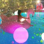 この夏は、大人のプール遊びを楽しもう♡《東京ナイトプール》6選のサムネイル画像