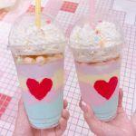 スタバのユニコーンフラペより可愛い♡日本のSNS映えドリンクが話題!のサムネイル画像