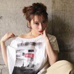 タンスで眠ってない?まだまだ使える《サッシュベルト》の夏コーデ♡のサムネイル画像