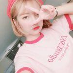 韓国で話題!体操着みたいなTシャツ《RingerTシャツ》の着こなし術♡のサムネイル画像