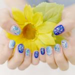 ちび爪さんにおすすめ♡《ショートネイル》に似合う夏ネイルカタログのサムネイル画像