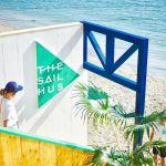 この夏限定!ヘリーハンセンとコラボした海の家《THE SAIL HUS》へ♡のサムネイル画像