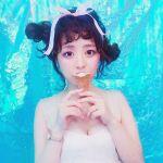 前髪から可愛さをアピール♡コテでできる簡単《前髪パーマ》特集のサムネイル画像