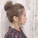 ふわ揺れ''おくれ毛''の甘い誘惑♡《色っぽシニヨン》でイイ女!のサムネイル画像