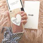 飽き性女子にぴったり♡《クリアiPhoneケース》おすすめ着せ替え3選のサムネイル画像