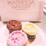 美味しくて可愛いカップケーキが大人気♡《Magnolia Bakery》表参道のサムネイル画像