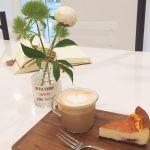 スリッパで楽しむ白い空間♡下北沢カフェ《珈琲とお菓子「き」》のサムネイル画像