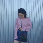 寒い季節だけじゃない!夏でも被れる≪ベレー帽≫の取り入れ方♡のサムネイル画像