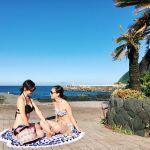都内にある日本のハワイ!羽田から45分《八丈島》で南国旅行気分♡のサムネイル画像