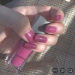 単色ネイルが断然かわいい。《THREE》の絶妙カラーでつくる色気爪♡のサムネイル画像