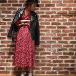 着回しいろいろ♡秋の≪ライダースコーデ≫を色別にご紹介!のサムネイル画像
