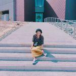 安くて可愛いは無敵♡みんな大好きGUの《ベロアスカート》が人気!のサムネイル画像