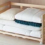 布団どうやって収納してる?家具・収納アイデア紹介します!のサムネイル画像