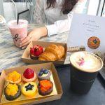 香港・台湾にしかない!?《アニエス ベー カフェ 》が可愛すぎ♡ のサムネイル画像