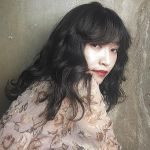 ちょい見えが今っぽい♡《黒髪×インナーカラー》でおしゃ髪に!のサムネイル画像