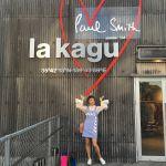 この秋限定のスポット♪人気店《la kagu》がPaul Smithとコラボ!のサムネイル画像