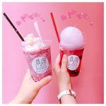 神戸女子必見!ピンクのバスルームカフェ《Jessy's coffee shop》♡のサムネイル画像