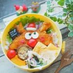 可愛くて美味しい【キャラ弁】で毎日のランチが楽しくなっちゃう♡のサムネイル画像