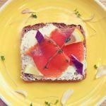 お花屋さんのカフェ♡【LORANS】のフォトジェなサンド!のサムネイル画像
