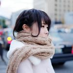 寒いと欲しくなる♡マフラーで【セルフヘアアレンジ】がかわすぎ♡のサムネイル画像