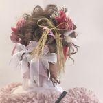 一生に一度の晴れ舞台♡【成人式ヘア】はドライフラワーが最先端!のサムネイル画像