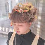 周りと差をつけるなら造花はNG!【成人式ヘア】に使いたいグッズ♡のサムネイル画像