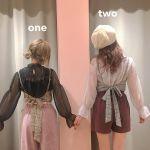 双子コーデはもう古い?次のインスタ映えは【ドレスコード】で狙う♡のサムネイル画像