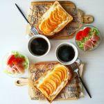 おうちカフェしてみない?食パンでとろ〜り【チーズフォンデュ】を♡のサムネイル画像