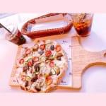 【サクもち食感】がたまらない!ピザよりヘルシーな〇〇がアツい♡のサムネイル画像