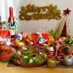彼や友達を喜ばせたい♡可愛い【クリスマス料理の飾り付け】特集!のサムネイル画像
