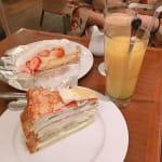食べ応え抜群♡フレッシュな【HARBS 冬のケーキ】で幸せ気分!のサムネイル画像
