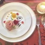 気分はプリンセス♡美女と野獣レストランでロマンチックに。のサムネイル画像