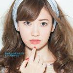 【流行】女子中高生から人気のこじはるの前髪がかわいいと評判!?のサムネイル画像