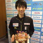 羽生結弦の20歳の誕生日を祝うファンたちが熱い!!【くまのプー】のサムネイル画像