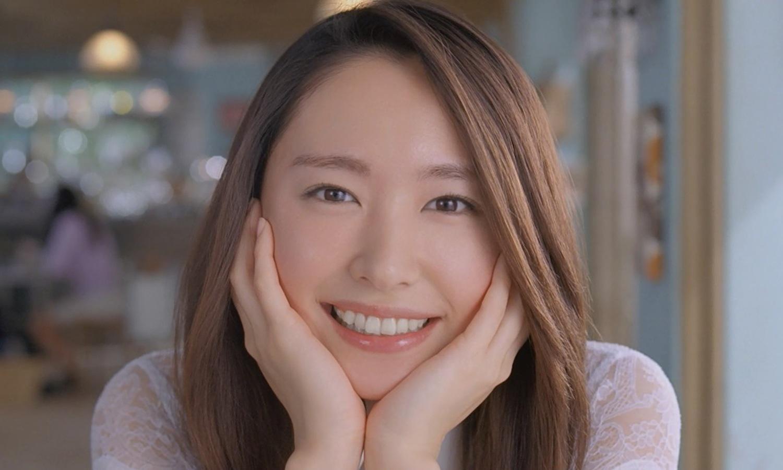 新垣結衣×ロート製薬ロート「Cキューブ」とろみベール篇