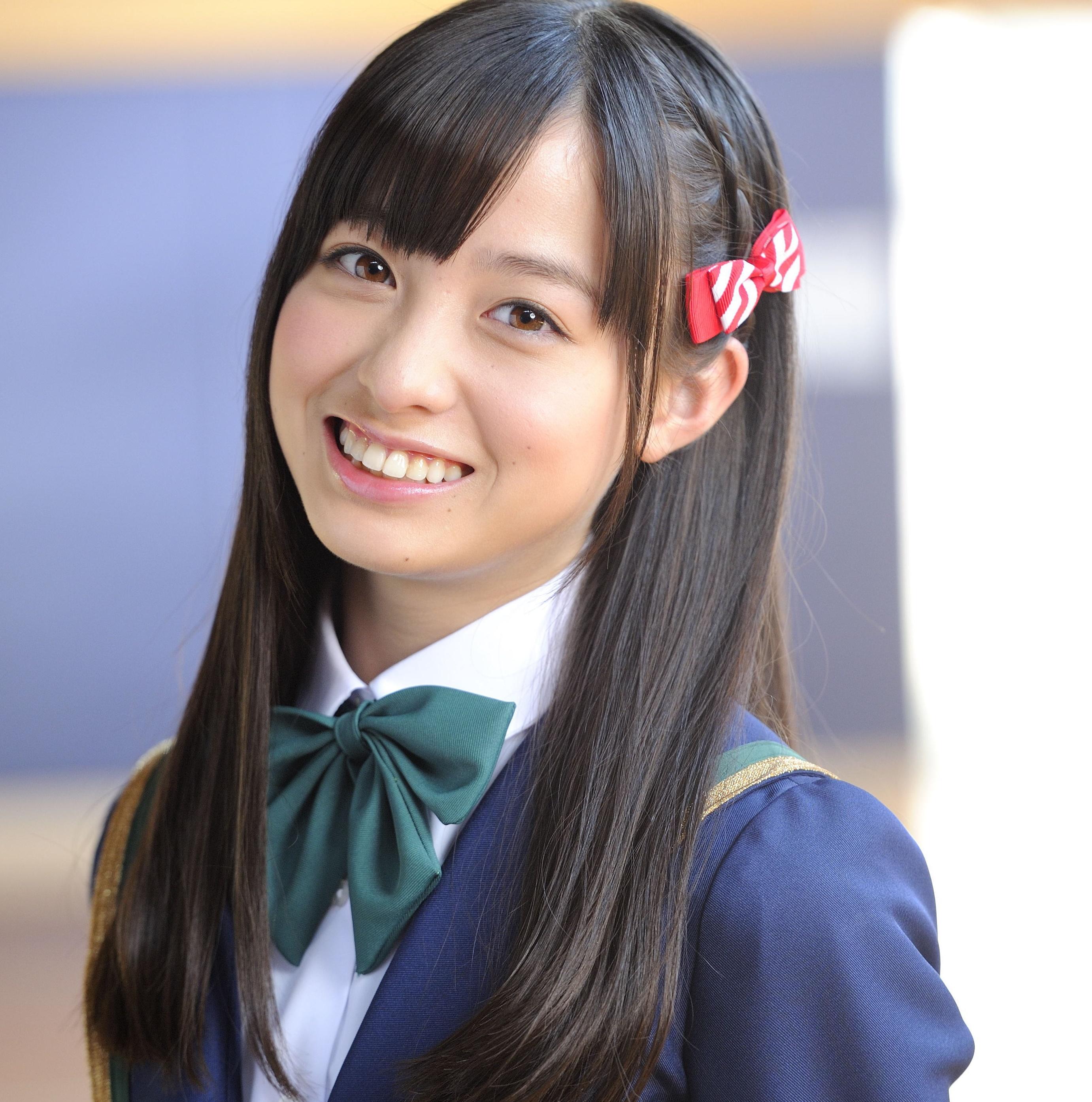 1000年に1度の奇跡の美少女、橋本環奈ちゃん!
