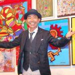 入場制限も?!大人気木梨憲武の創作活動20周年記念の個展が魅力的!のサムネイル画像